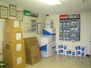 boxes packing supplies hampstead md